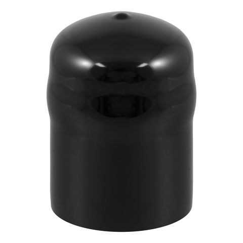 Trailer Ball Cover (Fits 2-5/16in. Balls; Black Rubber)
