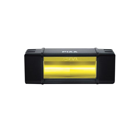 RF SERIES 6IN. LED LIGHT BAR YELLOW FOG BEAM SINGLE; SAE COMPLIANT