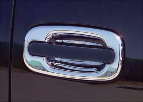 Cadillac Escalade/EXT/ESV/Platinum (Outer ring only) (without Passenger Keyhole)
