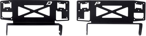 2017-2018 FORD SUPERDUTY STEALTH GRILLE KIT-MOUNTS ONLY; FITS 6 INCH SR-SERIES