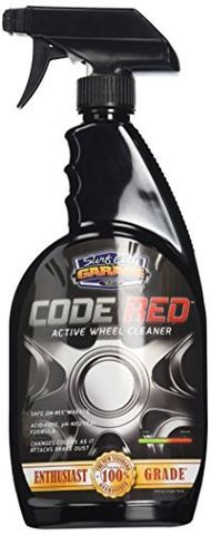 Code Red Active Wheel Cleaner