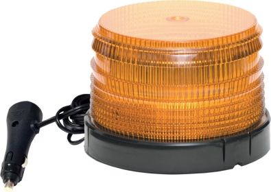 Amber LED Low Profile Magnetic Mount Beacon