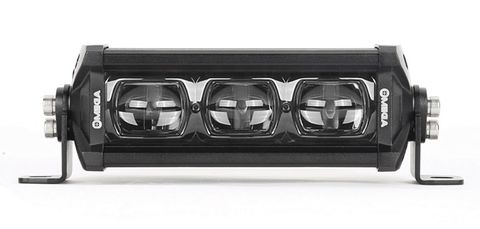Enthuze 8 Performance Straight LED Light Bar