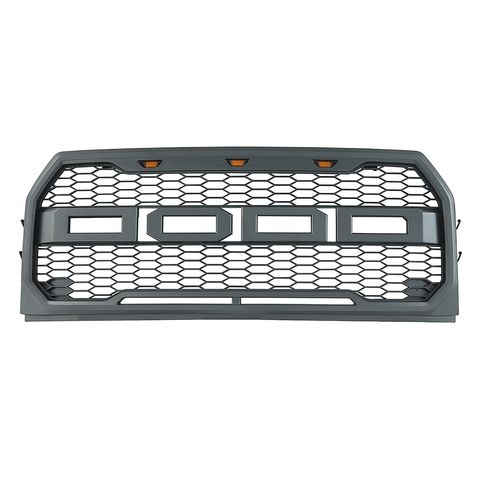 Raptor-Style Packaged Grille
