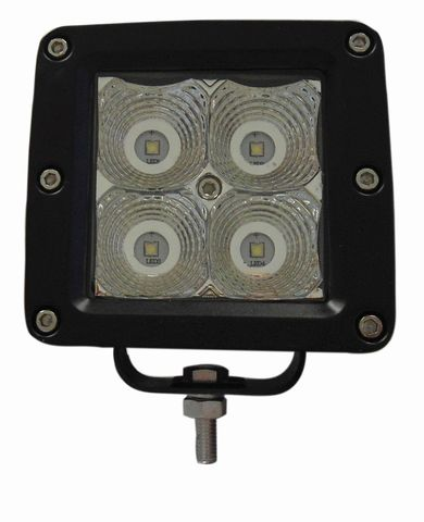 Enthuze 3 LED Flood Cube Light