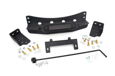 GM Hidden Winch Mounting Plate (99-06 1500 PU)