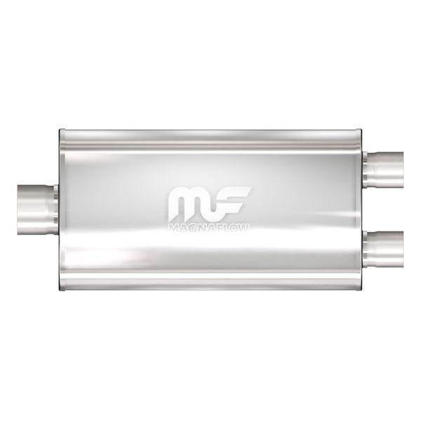 Universal Performance Muffler-3 5/3 | #MAG12595 | E-Custom Auto™