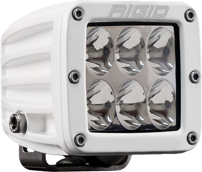 WHITE D-SERIES PRO DRIVING SURFACE MOUNT   #RIG701313   E