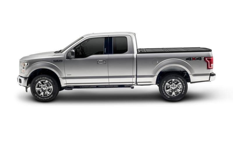fits 2017-2019 Ford F-250// F-350 Superduty 6.8ft Short Bed Std//Ext//Crew UX22021 UnderCover Ultra Flex Hard Folding Truck Bed Tonneau Cover