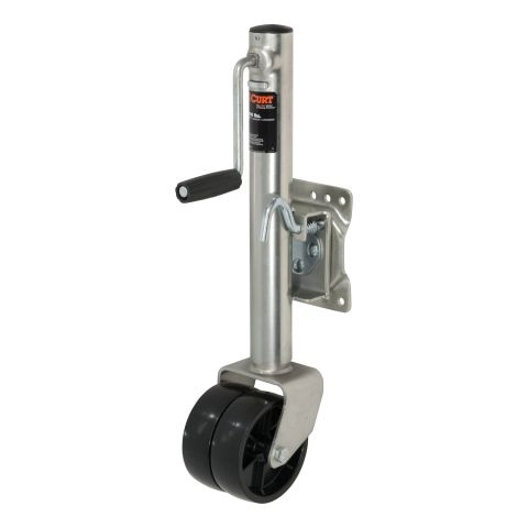 Marine Jack with Dual 6in. Wheels (1;500 lbs.; 10in. Travel)
