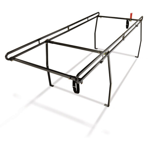 Model 1345 Ladder Rack System, Steel, Compact, Short Bed
