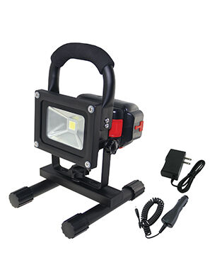 Enthuze Rechargeable LED Flood Light