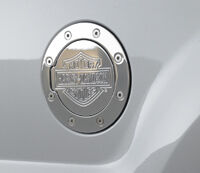 Fuel Door cover - Harley Davidson