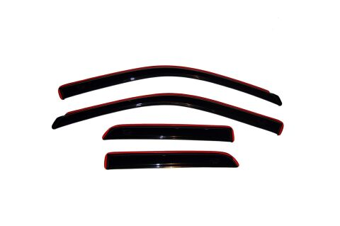 Ventvisor In-Channel Deflector 4 pc.