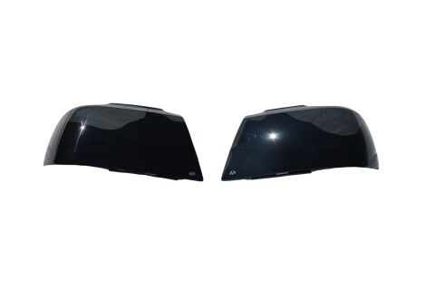 LIGHT COVER HEADLIGHT 2PC