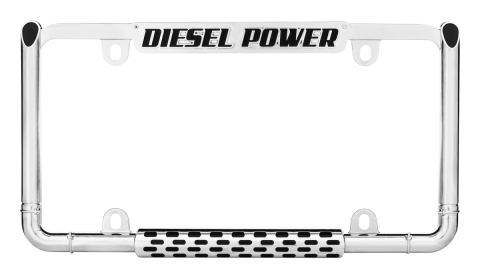 DIESEL POWER, CHROME