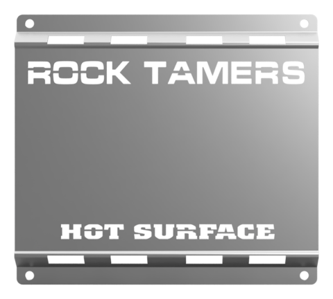 ROCK TAMERS HEAT SHIELDROCK TAMERS HEAT SHEILD - SINGLE