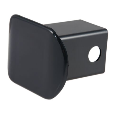 2in. Black Plastic Hitch Tube Cover