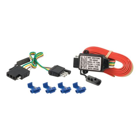 Non-Powered 3-to-2-Wire Taillight Converter