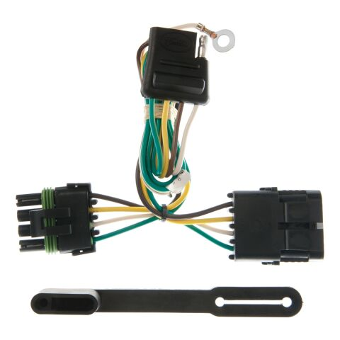 Custom Wiring Harness (4-Way Flat Output)