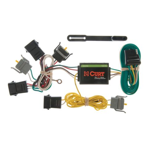 Custom Wiring; 4-Way Flat; Select E-Series; Escape; Tribute; Sable Wagon