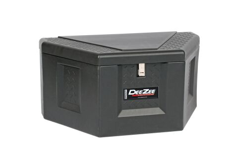 Specialty Series Poly Triangle Trailer Storage Box