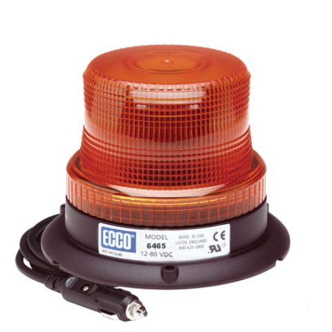 Magnet Mount Amber Beacon