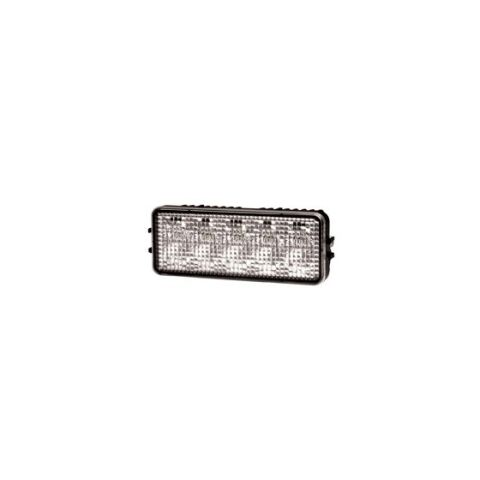 Worklamp: LED (5), Flood Beam, Rectangular 12-24VDC