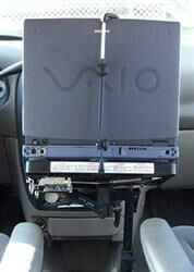 Laptop Mount Screen Support; Jotto Desk ®