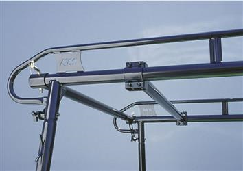 Ladder Rack Cross Bar For Kargomaster Pro II Racks