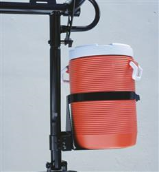 Ladder Rack Water Jug Mount
