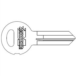Model 70022-205 MONSTER BOX Key Set