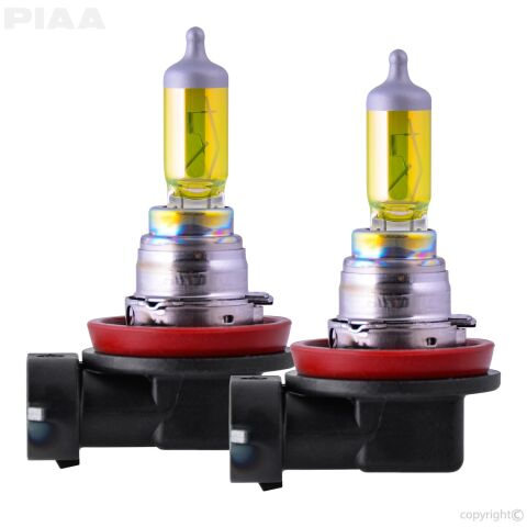 H16 Solar Yellow Replacement Bulb
