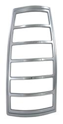 TAIL LIGHT MOLDING - CHROME PLATED 88-99 C/K