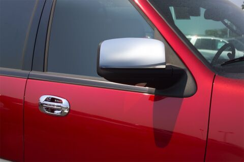 MIRROR CVRS RIDGELINE 05-06CHROME