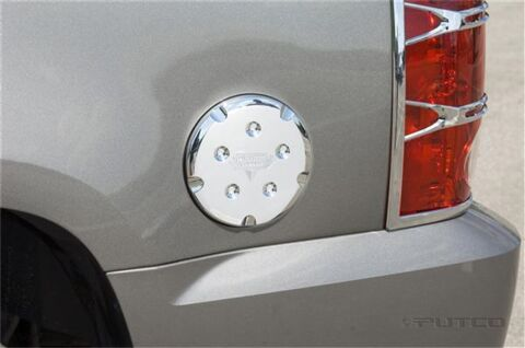 Fuel Tank Door Cover