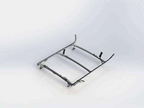 Combination Ladder Rack 2 Bars, RAM C/V