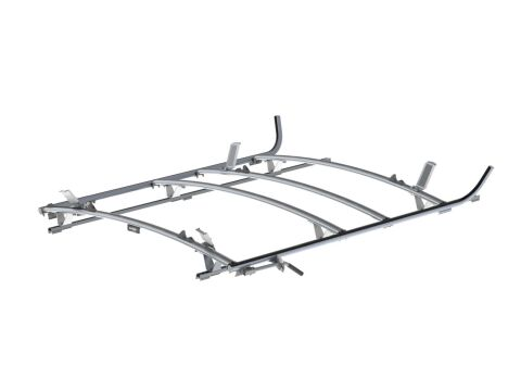 Combination Ram ProMaster Ladder Rack, 3 Bar System
