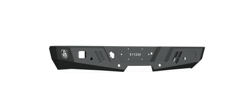 11-14 CHEVY SPARTAN REAR NON-WINCH BUMPER SATIN BLACK