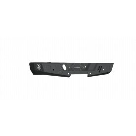 2014-2018 CHEVY 1500 SPARTAN Rear Bumper Texture Black