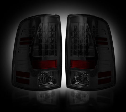LED Tail Lights - Smoked