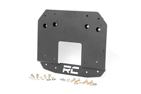 Jeep Spare Tire Relocation Plate (18-19 Wrangler JL)