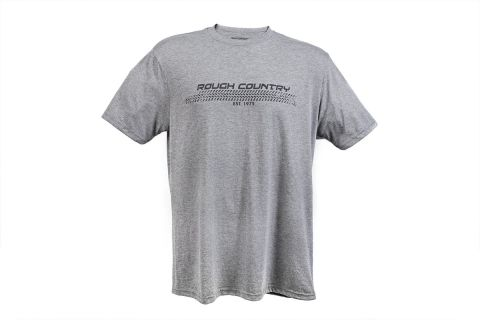 Rough Country Tread T-Shirt - Men - 2XL