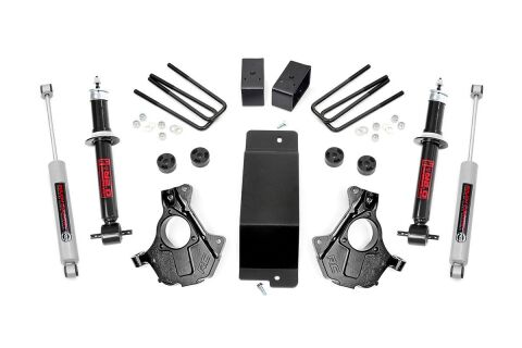 3.5in GM Suspension Lift | Knuckle Kit (14-18 1500 PU 4wd)