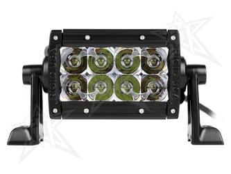 4 LED Light Bar - Flood Beam