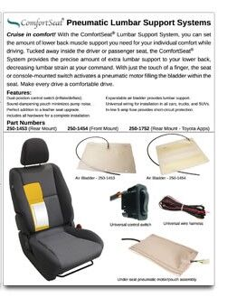 Automotive Lumbar Support