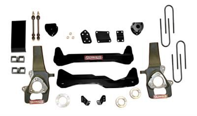 4 Lift Kit 06-08 Ram 1500