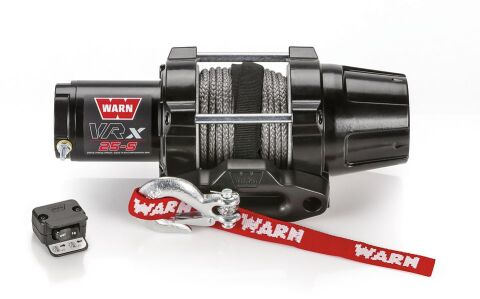 VRX25-S Powersport WINCH 2500L50FT 3/16