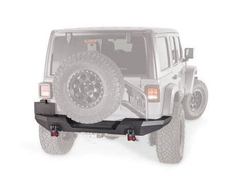 ELITE SERIES REAR BUMPER, JLNOT SPARE TIRE COMPATIBLE