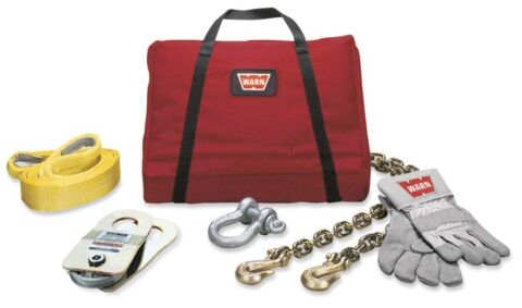 Winch Accessory Kit - Medium Duty